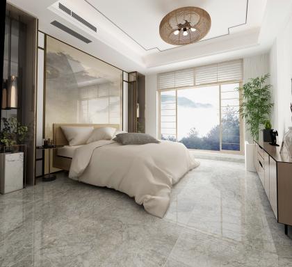 保利林語G-2新中式臥室